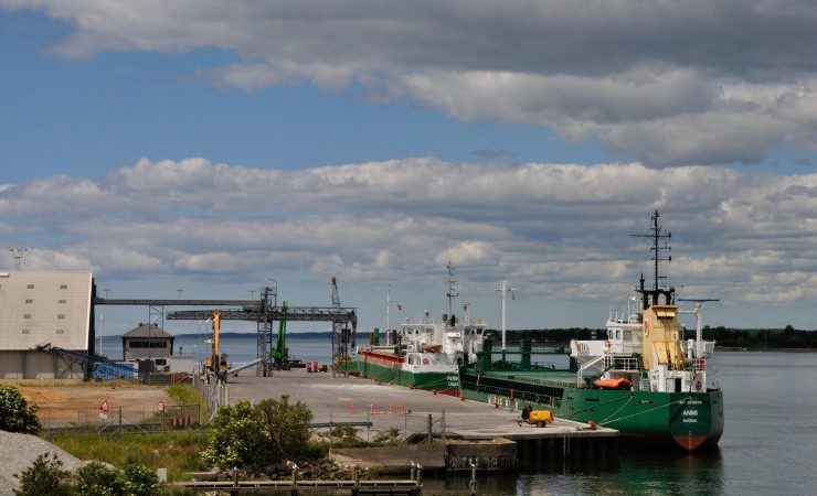 Ny Storstrømsbro fører til udvidelse af Vordingborg Havn