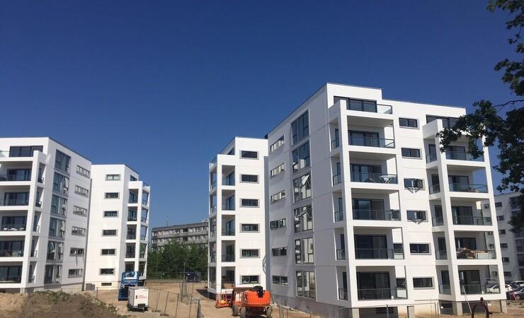 MTH afleverer 120 boliger i Vallensbæk