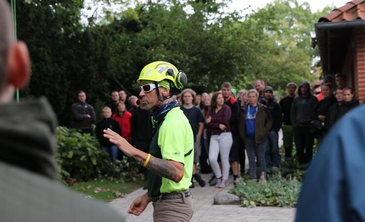 Topkapperkongen besøgte Danmark