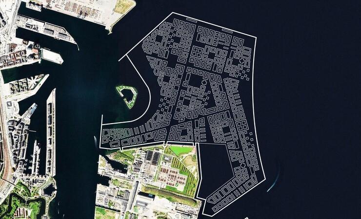 Regeringen vil bygge ø for milliarder