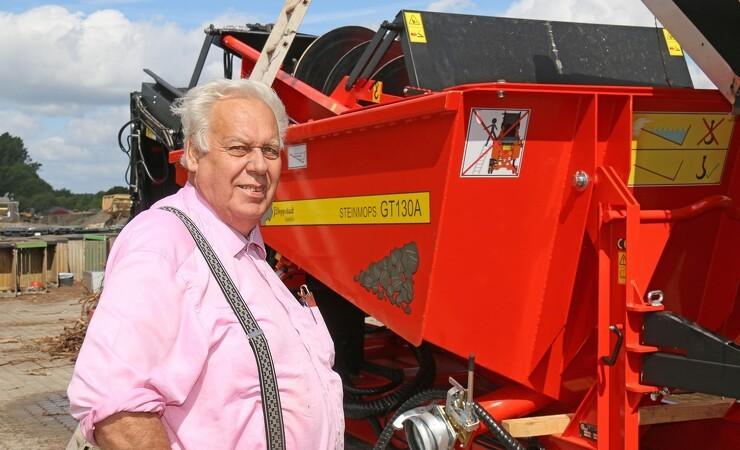 Eftersorterer gør affald til værdifuld biomasse
