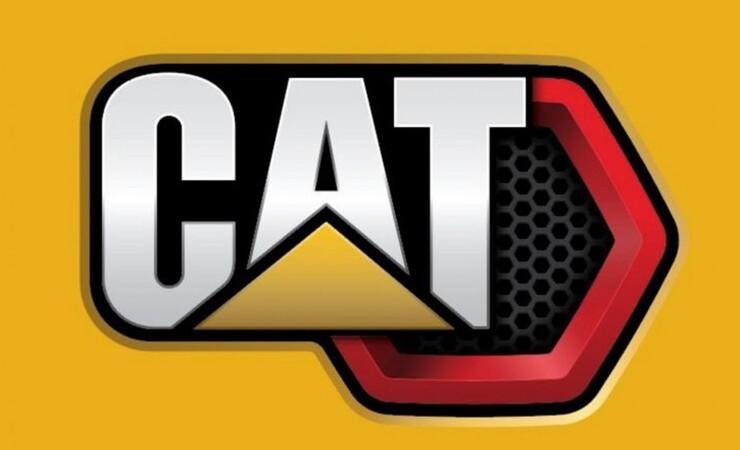 Caterpillar opdaterer logoet