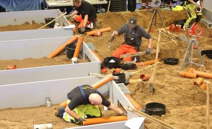 Roskilde melder udsolgt af bygge- og anlægs-lærlinge
