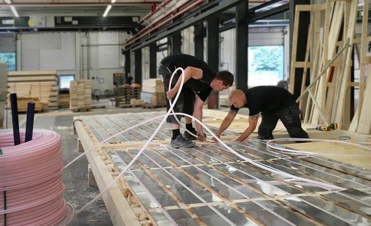 ABC Pavilloner fordobler antallet af medarbejdere