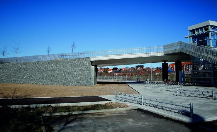 Ny bro bygger på innovativ konstruktion