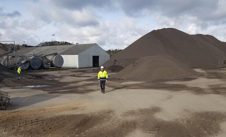 Pankas går ad grønnere veje i asfaltproduktionen