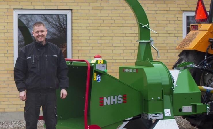 Ny NHS-forhandler på Sjælland