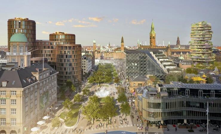 Tivoli vil omdanne Vesterbrogade til grønt område