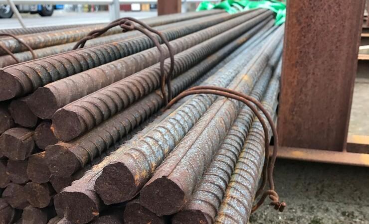 Aarsleff sparer 2,9 tons CO2 med norsk metalskrot