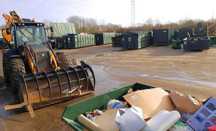 Mange kommuner har forlænget genbrugspladsers åbningstider