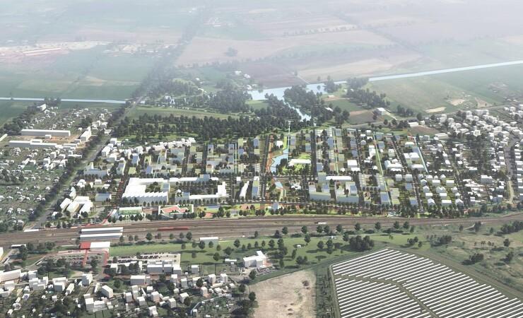 Dansk byudvikling med stor succes i Tyskland