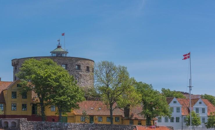 Murer søges til middelalderlig jobåbning