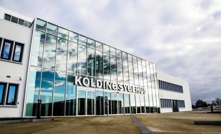 Kolding Sygehus bliver ryddet for MgO-plader