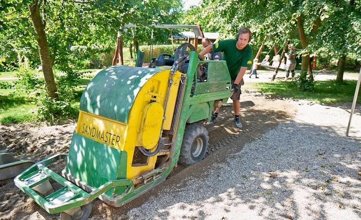 Sand- og grusmangel kan afhjælpes med nyt renseprogram