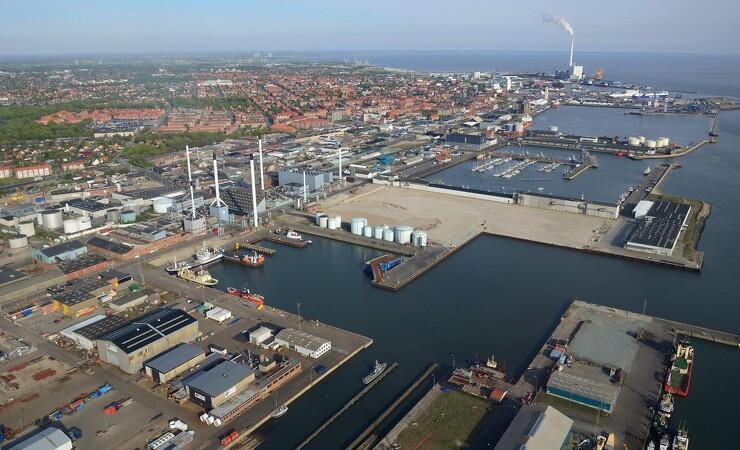 Esbjerg Havn sætter anlæggelse af omdiskuteret havneø på pause