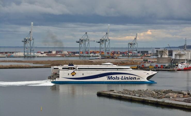 60.000 passagerer skal finde nye veje til færgen