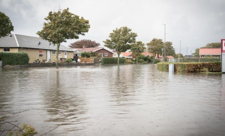 Aarhus må ruste sig mod voldsomme klimaforandringer
