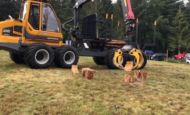 Sådan skal træet køres ud