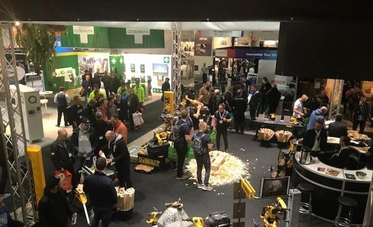 Ny besøgsrekord på norsk byggemesse