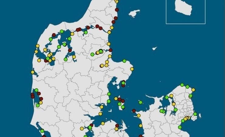 Strandbeskyttelse delvis ophævet: 111 havne klar til udvikling