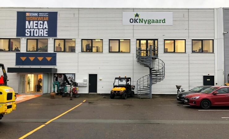 OKNygaard åbner ny afdeling i København