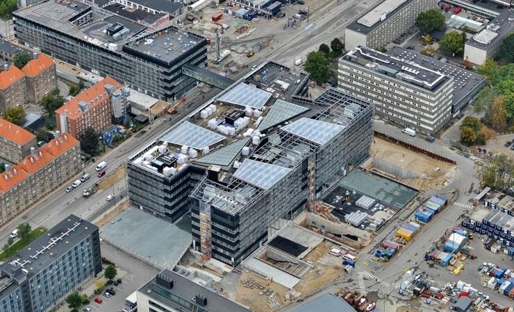 Regningen på Niels Bohr Bygningen stiger igen