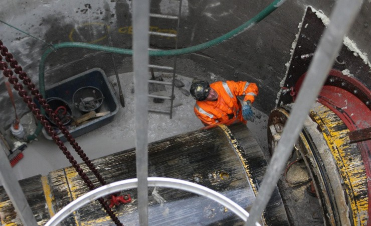 Seks år med tunnelarbejde i Hvidovre er afsluttet