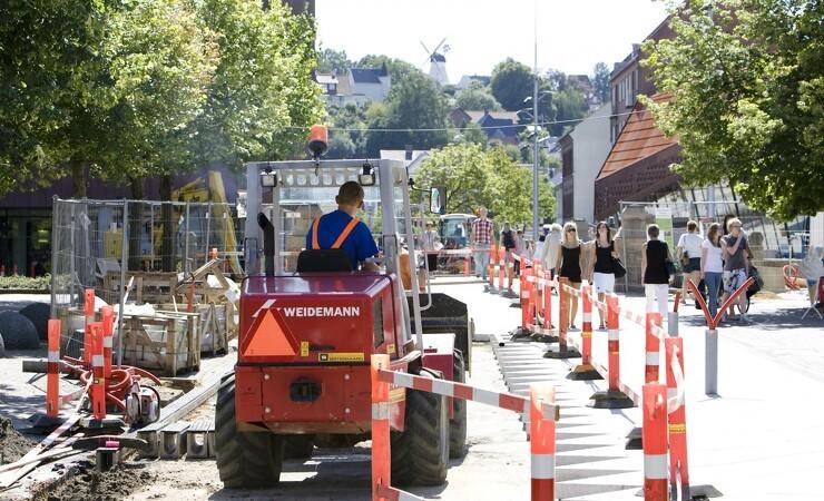 Aarhus Kommune strammer op på sikkerheden ved vejarbejde