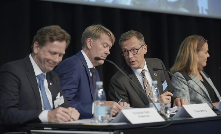 Dansk Byggeri og DI arbejder for sammenlægning