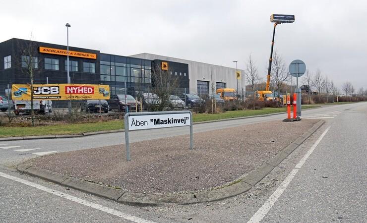 Fem maskinfirmaer klar til tredje Åben maskinvej