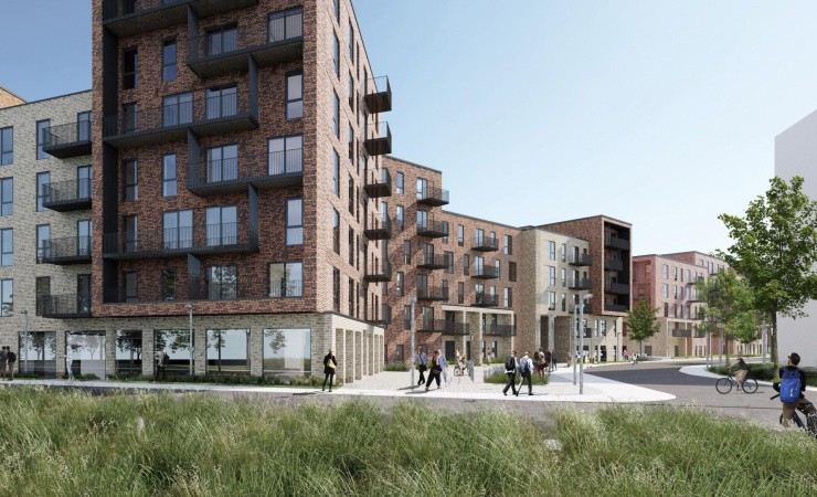 Aalborg-entreprenør står bag 225 nye boliger i Aarhus