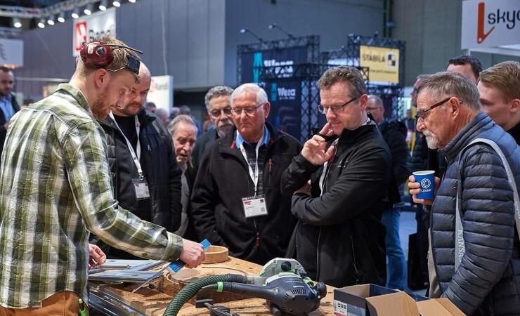 Flere håndværkere søger klimarådgivning