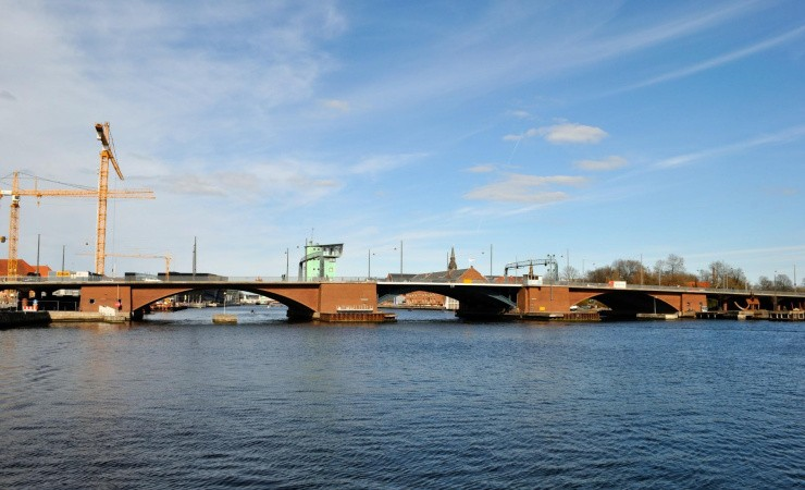 Ikonisk bro kræver akutte reparationer