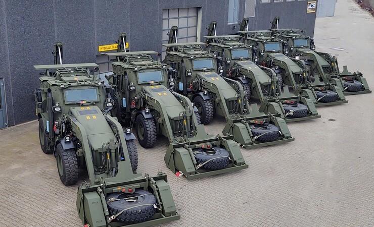 Seks hurtige rendegravere til Forsvaret