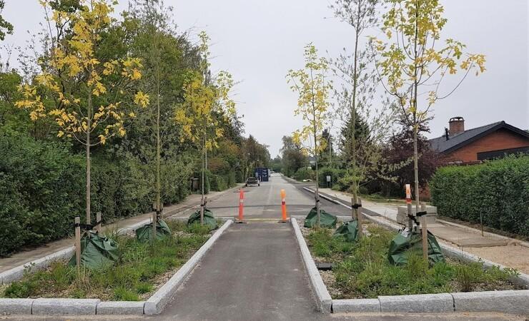 Nye tiltag mod stigende regnmængder i Furesø