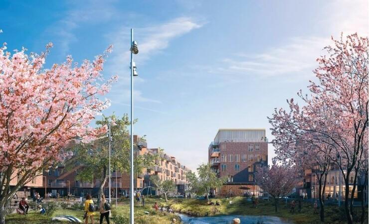 Rødovre vokser med 177 bæredygtige boliger