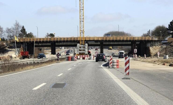 Investeringerne i vejene falder, mens trængslen stiger