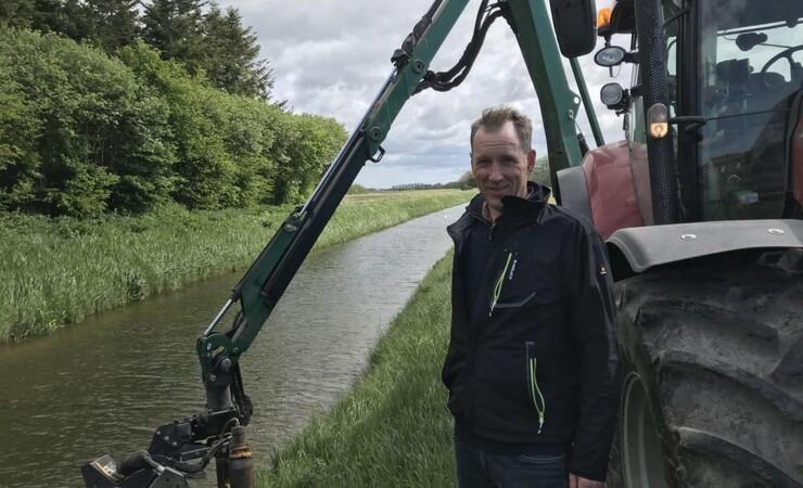 Lolliker prioriterer oprensning af vandløb