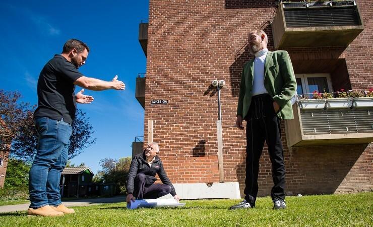 Adserballe & Knudsen skal renovere 600 boliger i Roskilde