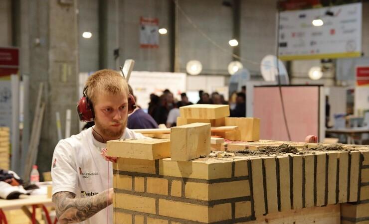 Rekordmange fag til DM i Skills 2021