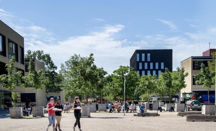Projektkonkurrence: Torv på DTU skal fornyes