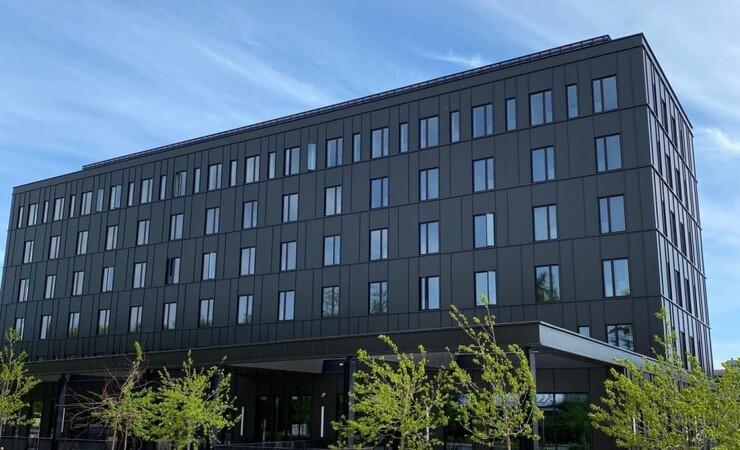 Pihl & Søn afleverer hotel i Lyngby