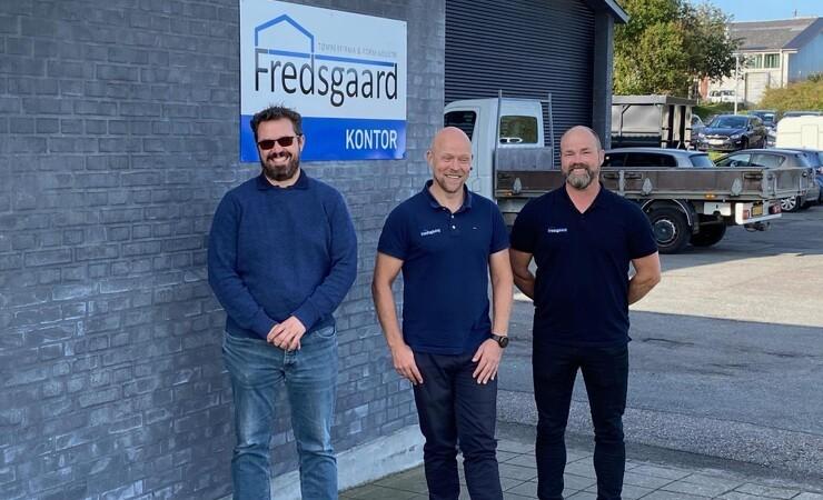 Færch & Co. overtager nordjysk tømrerfirma
