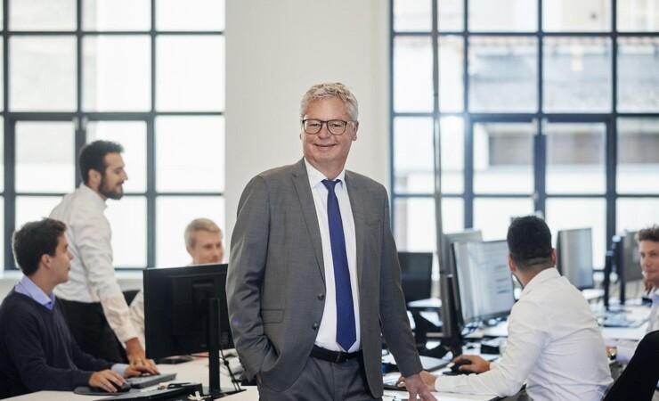 Colliers udpeget som Danmarks bedste ejendomsrådgiver
