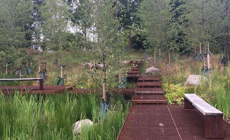 Københavnsk park har fået et kæmpe løft