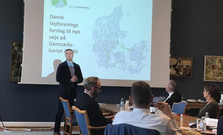 Dansk Vejforening advarede Christiansborg mod manglende fokus på vejnettet