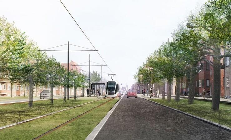 Uenighed i Odense - hurtigbusser eller mere letbane?
