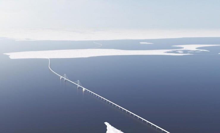 Kattegatforbindelse nord om Samsø bliver ikke en mulighed