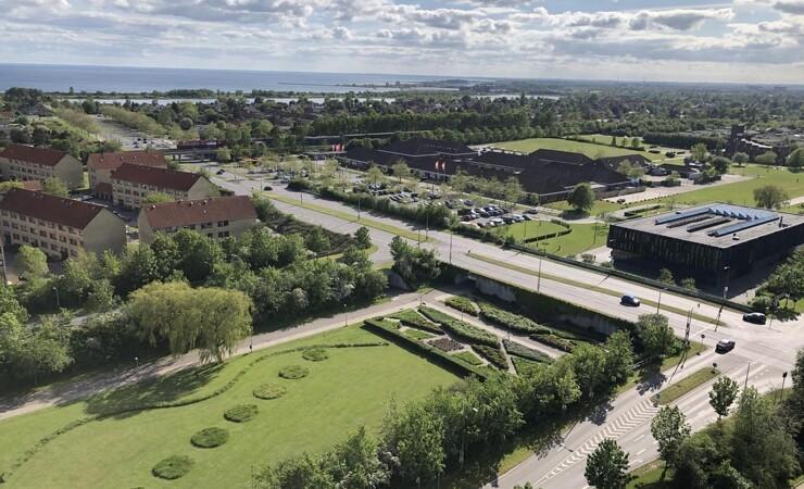 Fremtidens Brøndby Strand på programmet