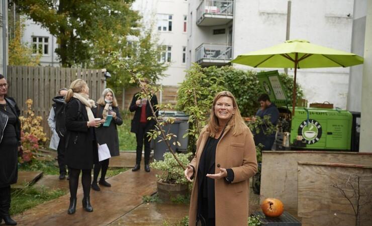 Klar til næste fase i Københavns Klimakarré